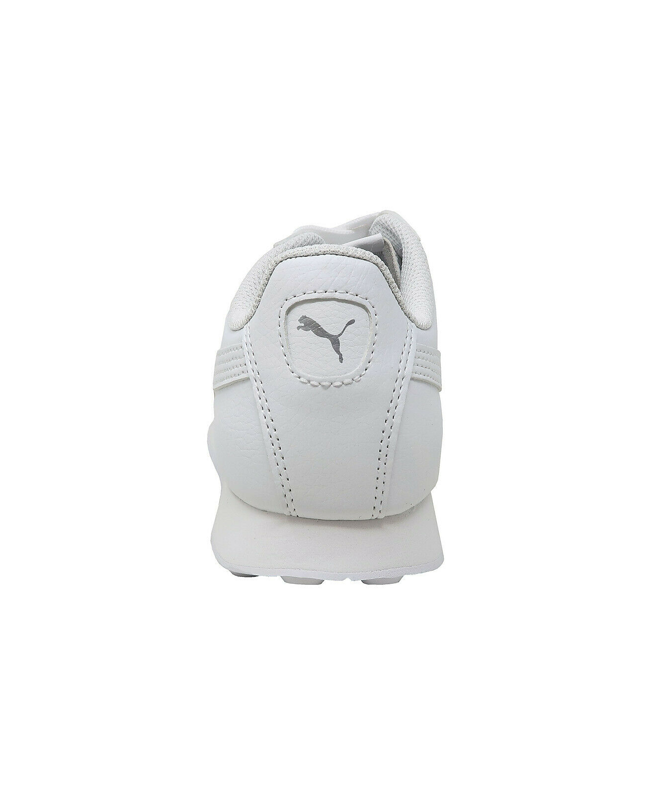 Puma Turin JR Blanc Cuir Synthétique à Lacets Lacets Lacets Fashion Kid Baskets Youth chaussures fc70fe