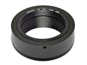 T2-Adapter-Olympus-Panasonic-4-3-Koerper-Bis-T2-Linse-Wird-Nicht-Work-mit-Mikro