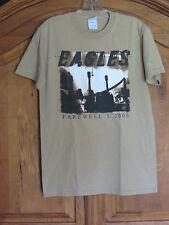 Gildan EAGLES Farewell ITour 2006 Crew Neck Short Sleeved T-Shirt Sz S