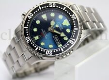 Citizen Promaster Aqualand Automatic Sub NY0040 Blu Diver's 20bar Men Mares