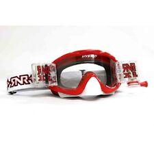Rip N Roll Motocross Enduro MX Híbrida completamente cargada XL Gafas rnr-Rojo