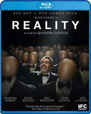 Reality (Blu-ray Disc, 2015, 2-Disc Set)