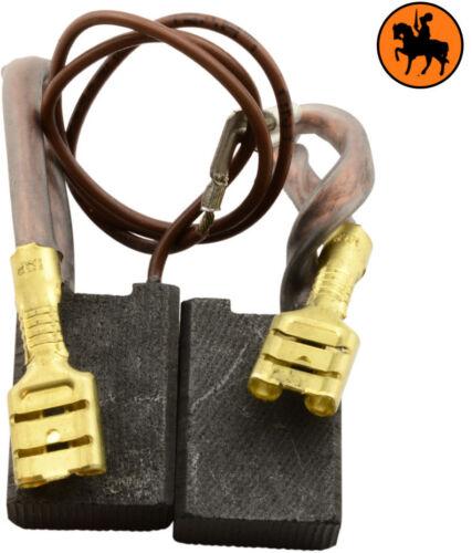 Balais de Charbon pour Metabo KHE56-8x14x19,5mm