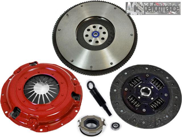 ACS HD Stage 1 Clutch Kit+Flywheel for 90-2001 Subaru Impreza 1.8l Legacy 2.2L