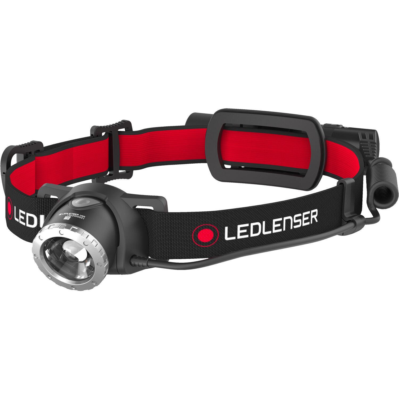 LED Lenser H8R TORCIA DA TESTA RICARICABILE 600 LUMEN