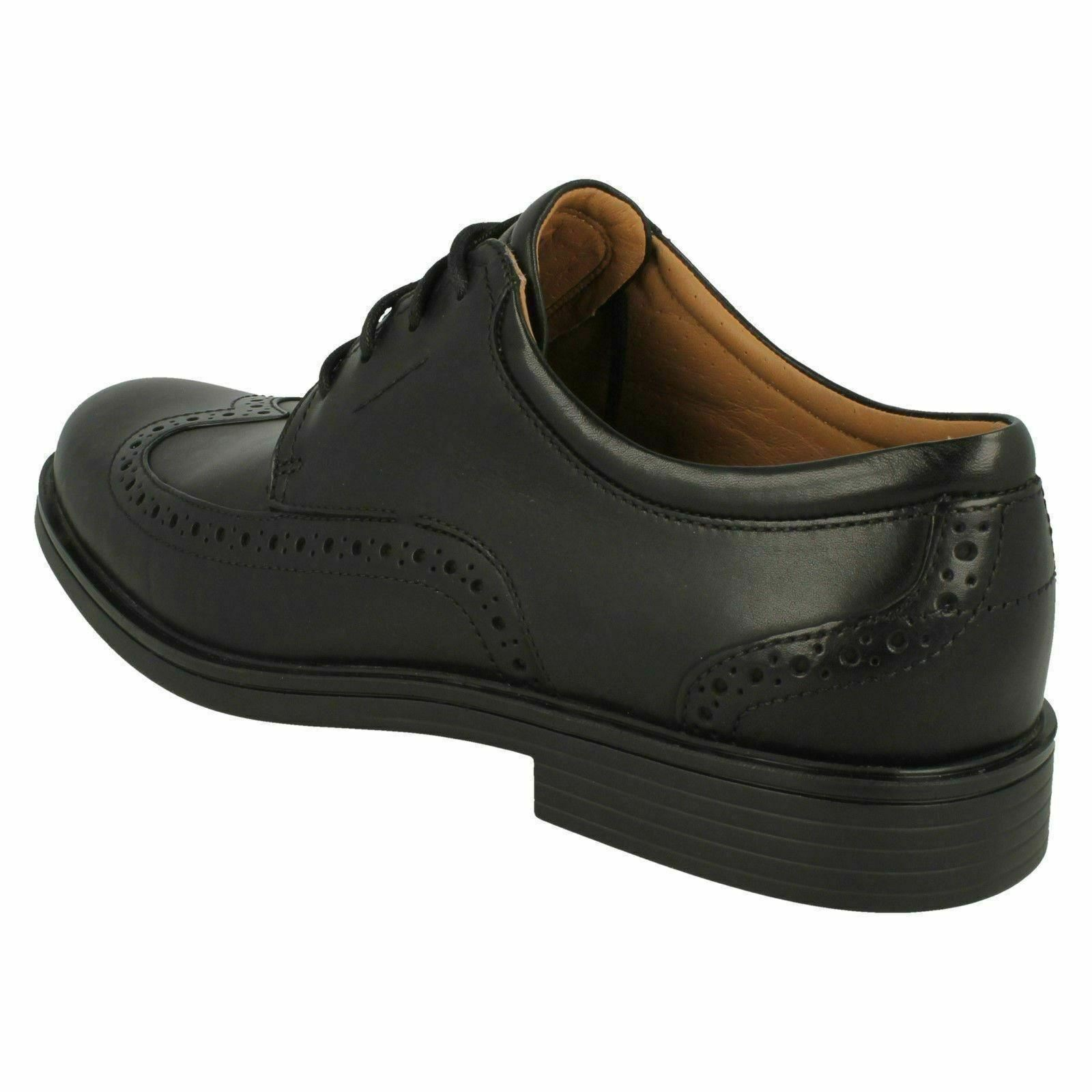 UN ALDRIC WING MENS CLARKS LACE UP CASUAL FORMAL FORMAL FORMAL LEATHER BROGUES SMART schuhe    feca97