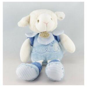 Doudou-et-compagnie-mouton-Gaston-bleu-Mouton-Classique