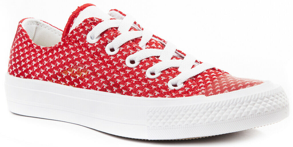 CONVERSE Chuck Taylor All  Star II Knit 155462C scarpe da ginnastica scarpe pour donna  più preferenziale