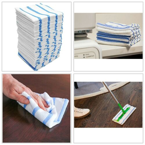 Details about  /Microfiber Cleaning Cloth SET of 50 Towel Rag Car Polishing No Scratch Detailing