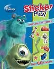 Disney Pixar Sticker Play by Parragon (Paperback, 2014)