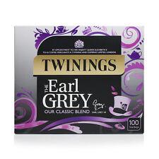 Twinings Earl grigio il nostro classico misto 100 sacchetti da tè