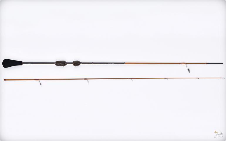 Canna Allux Hyperwood Spinning Rod Gamma Completa