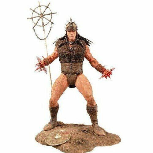 Figurine neca Conan le barbare - Pit Fighter conan Serie 2 statue 18cm neuf