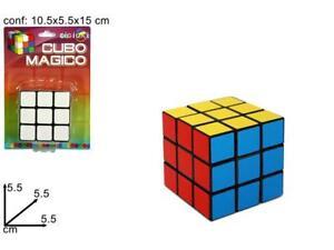 ds-Cubo-Magico-3x3-Magic-Cube-Rompicapo-Gioco-Abilita-Educativo-Bambini-dfh