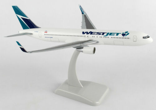 1:200 Hogan Wings 10178 avión modelo b767 Canadá WestJet-boeing 767-300er