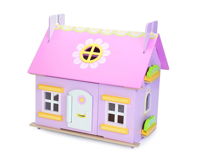 venderse como panqueques Le Juguete Van Daisy Cottage con Muebles Muebles Muebles Set  centro comercial de moda