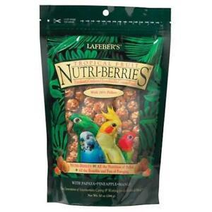 Lafeber Tropical Fruit Nutri-Berries for Cockatiel - 10oz.