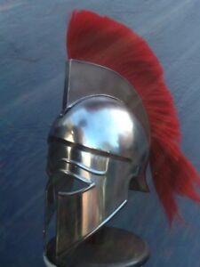 GREEK-CORINTHIAN-HELMET-RED-PLUM