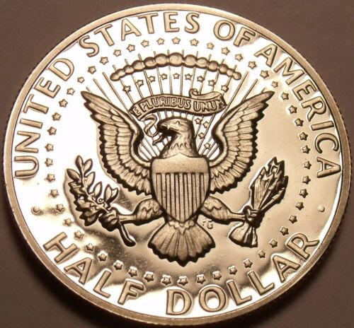 Kennedy Half Dollar~Free Shipping United States 2005-S Proof John F