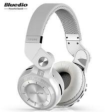Wireless Bluetooth Stereo Headphones For Computer TV w/ Mic Bluedio Headset
