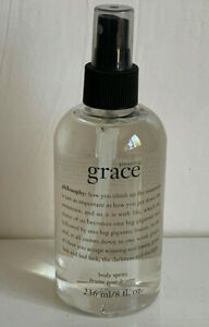 NEW-PHILOSOPHY-AMAZING-GRACE-REFRESHING-BODY-SPRITZ-SPLASH-FRAGRANCE-MIST-SPRAY