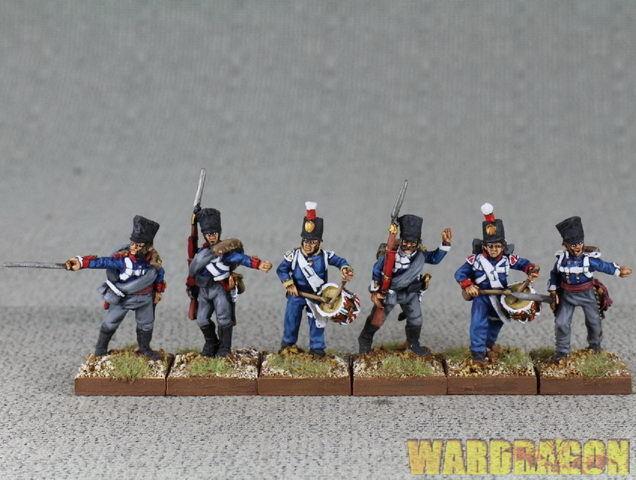 Napoleónicas Wds Pintado Pintado Pintado prusiano pn 35 d93 de reservistas comando en portugués  orden ahora con gran descuento y entrega gratuita