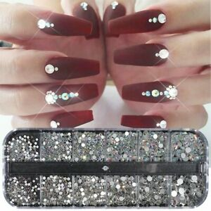 3D-Glitter-Crystal-Rhinestone-Glass-Diamond-Gems-Jewelry-Nail-Art-Decoration-FA