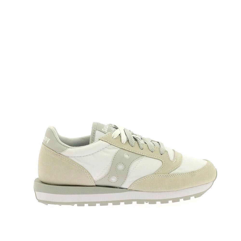 Saucony Jazz O' scarpe da ginnastica Uomo 2044 396 Bianco Grigio