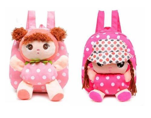 NEW Children Princess Kindergarten School Bag Toddler Girl Backpack Book Bags
