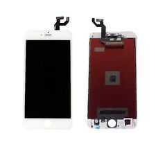 LCD Touch Screen Digitizer Glass Assembly Replacement for iPhone 6s Plus White