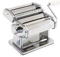Marcato Atlas Wellness 150 Pasta Machine Noodle Maker Italy 3 Types 9 Settings