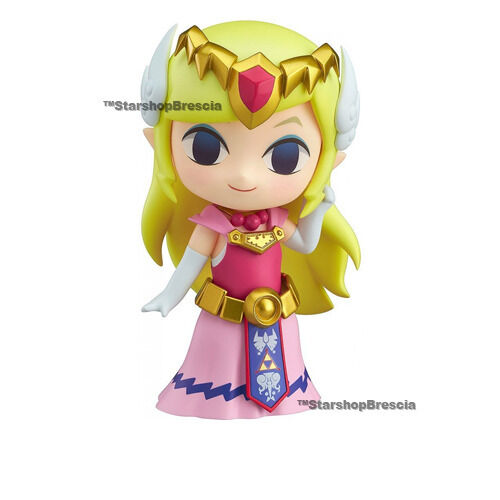 LEGEND OF ZELDA - Zelda The Wind Waker Ver. Nendoroid Action Figure   620
