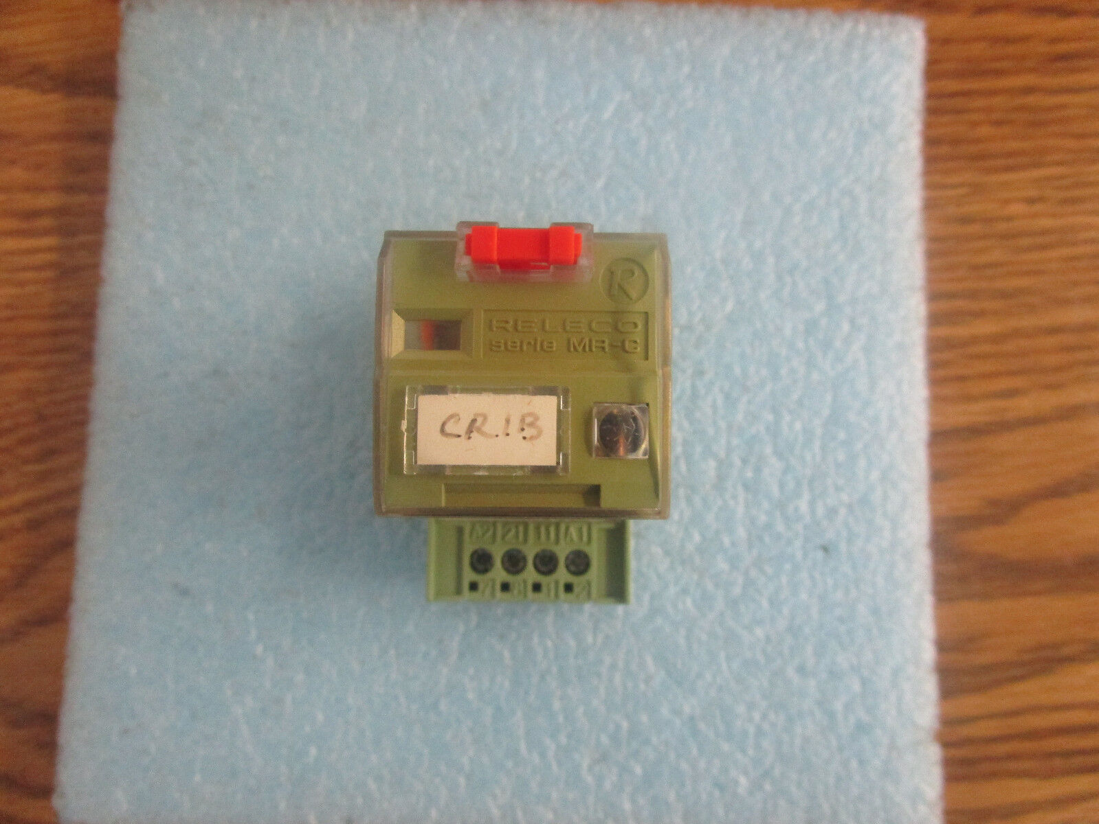Releco Power Control Relay C2 A20 X 10a Turck W Base Ebay Solid State