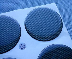 4 x cubo de la Rueda de Aleación Centro Tapas 68mm 65mm BMW BORBET Ronal Aluett