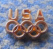 NOC USA OLYMPIC SMALL PIN BADGE