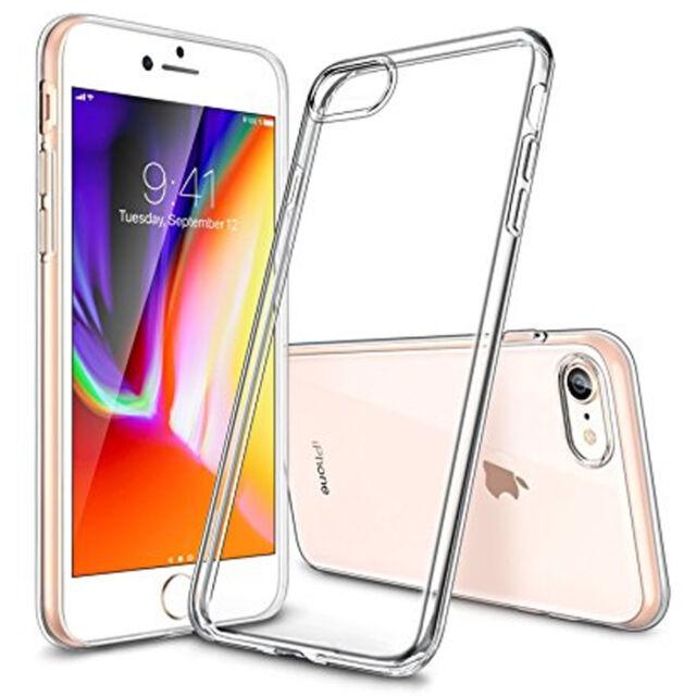 Ultraslim Cover für iPhone 7 / 8 Schutz Hülle Silikon Case TPU Tasche