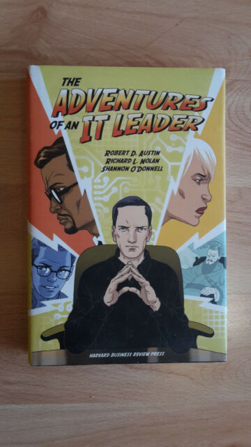 The Adventures of an IT Leader - Harvard Business Review Press