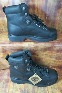 bd732fadd0ee Harley-Davidson® Men s Barton 5-Inch Size 11 Black Motorcycle Boots ...