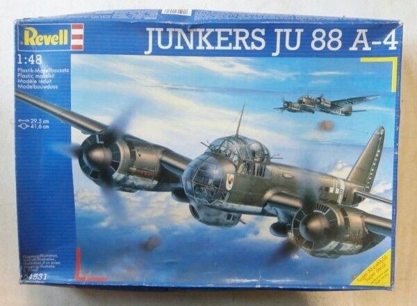 Revell 1 48 04531 JUNKERS Ju 88 A-4