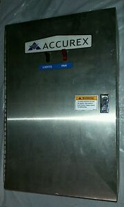 Accurex Xfcc Electrical Pre Wired Package Ebay