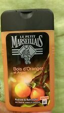Le Petit Marseillais Bois d 'Tang. et ARGAN Docciaschiuma Shampoo Orange 250 ML
