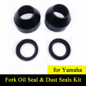 32x44x10-5mm-Fork-Oil-Seal-amp-Dust-Seals-Kit-For-YAMAHA-DT125-RD125-DS6-250-DT125