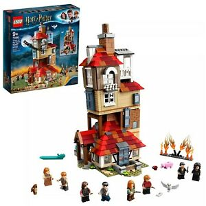 Lego Harry Potter Attack on the Burrow 75980 NEW SEALED BOX in hand ship now