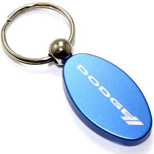 Dodge Stripe Logo Green Teardrop Key Fob Authentic Logo Key Chain Key Ring Keychain Lanyard