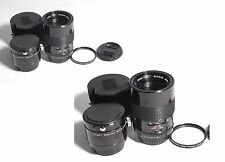 Vivitar Series 1 90mm f2.5 Macro lens + Adapter Pentax K MT SUPERB LENS! /CLEAN!