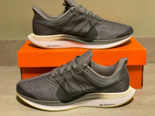 30701e4b529ea Men s Nike Zoom Pegasus 35 Turbo Grey Black White UK 9 EUR 44 BNIB  AJ4114