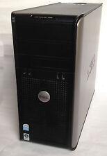 Dell Optiplex 755 Desktop, Intel Core 2 Duo E8400(2x3,0GHz), 4GB RAM, Grafikkar