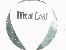 MEAT LOAF Logo Singer Concert Tour GUITAR PICK I Would Do Anything For Love