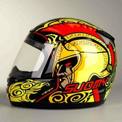 SUOMY APEX LA COCCA FULL FACE MOTORCYCLE MOTORBIKE HELMET