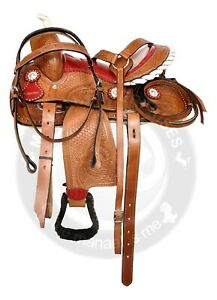 Premium-Leather-Western-Racing-Horse-Saddle